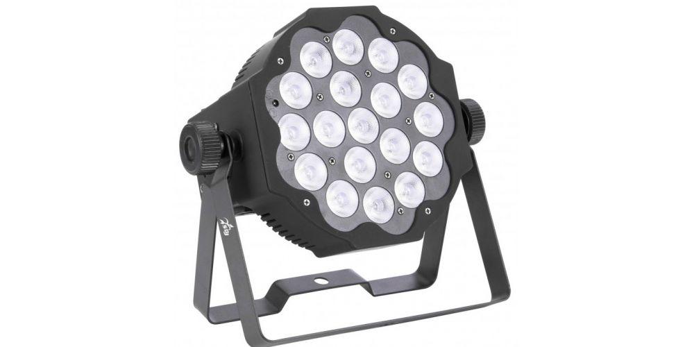 Sagitter SLIMPAR 18 Proyector Slimpar 18X3W LED RGB