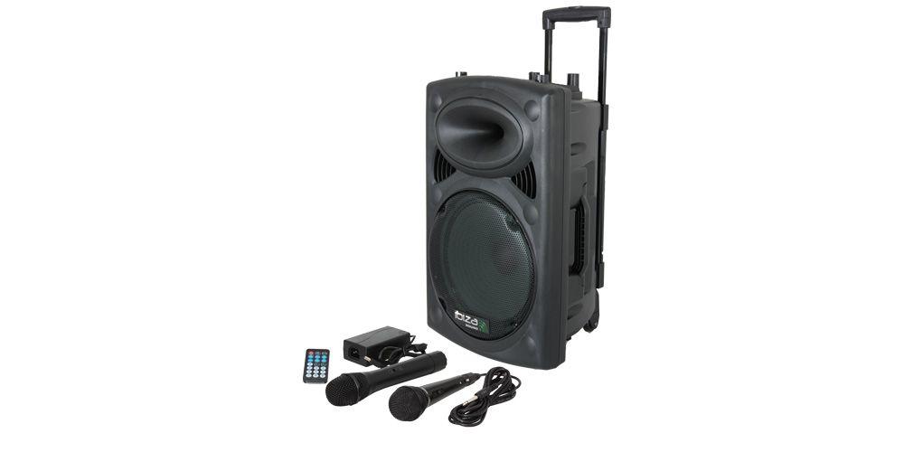ibiza sound port 8uhf bt