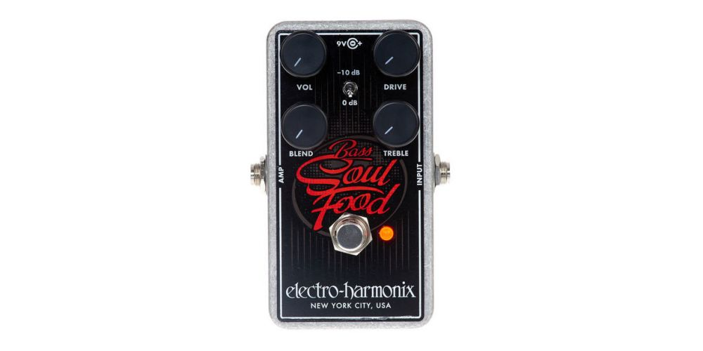 electro harmonix bass soul food 4
