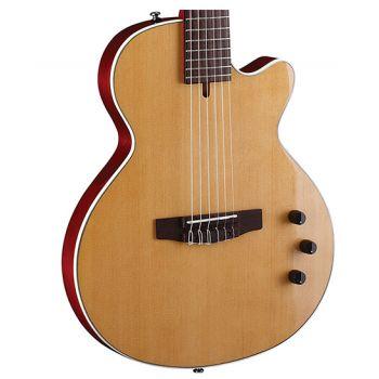 Cort Sunset Nylectric NAT Guitarra