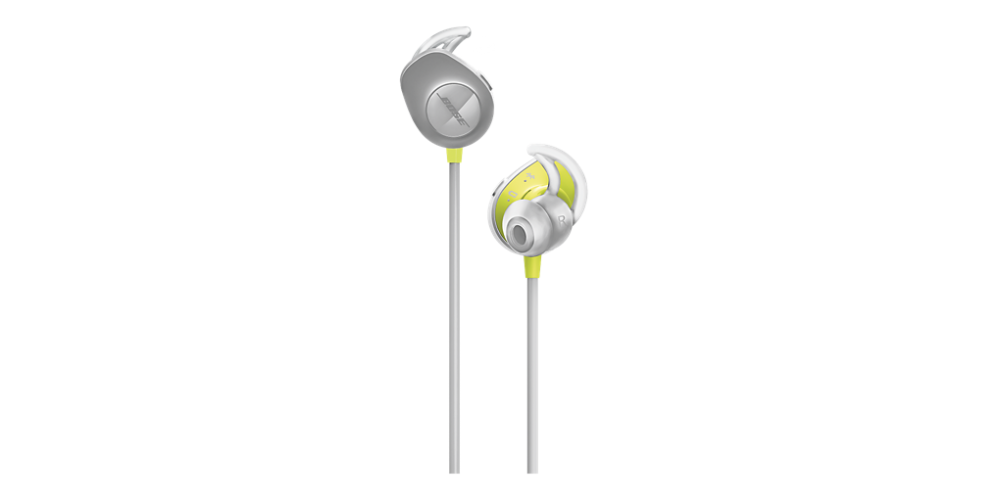 bose soundsport wireless amarillo bluetooth