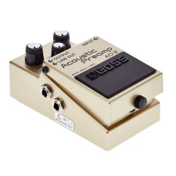 BOSS AD2 Acoustic Preamp