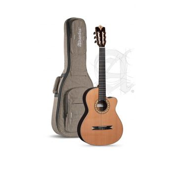 Alhambra CS3-CW-E2 Guitarra Clásica + Funda
