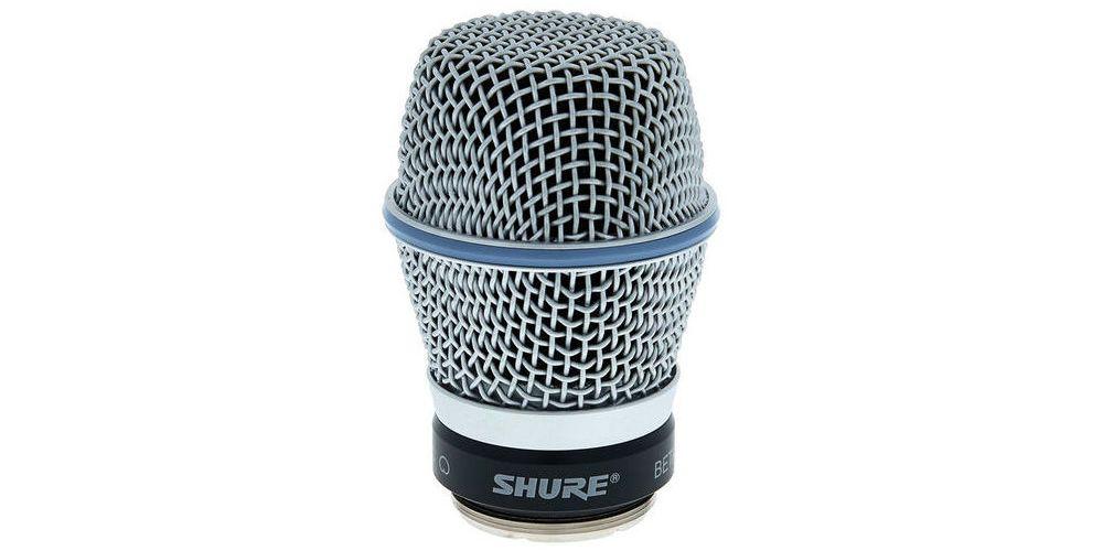 comprar SHURE RPW122 Capsula inalambrica Beta 87C