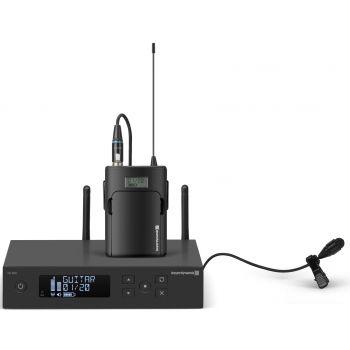 Beyerdynamic TG-558 Microfono Inalambrido de Solapa Fr: 606-636