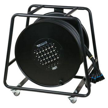 DAP Audio CobraX Carro para escenario 24/4 50m
