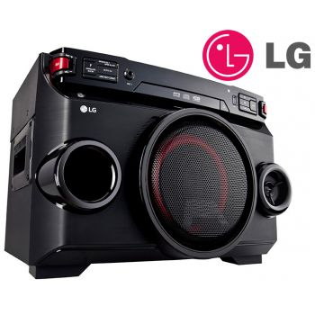LG OM4560 Cadena HiFi Bluetooth USB 220W