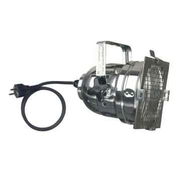 Showtec Parcan 56 Short Pro Carcasa Pulida para Foco 30306