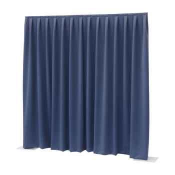 Showtec P D curtain Dimout Cortina Azul 89444