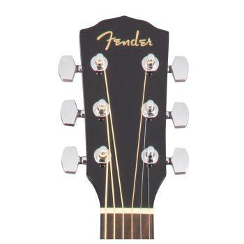 Fender CD-60SCE Black Guitarra Acústica