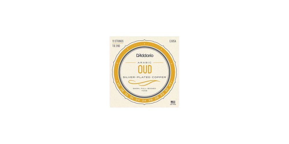 d addario ej95a arabic oud strings