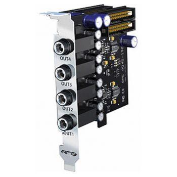 RME AO4S-192 Placa de Expansión Analógica de 4 Conectores