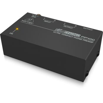 BEHRINGER PP400 Preamplificador Phono Behringer PP-400 ( REACONDICIONADO )
