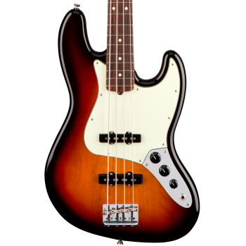 Fender American Pro Jazz Bass RW 3 Color Sunburst Bajo Eléctrico