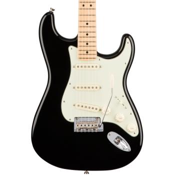 Fender American Pro Stratocaster Maple Fingerboard Black