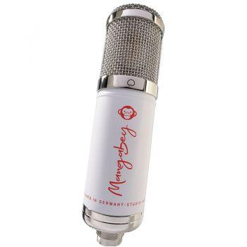 Monkey Banana Mangabey White microfono de condensador