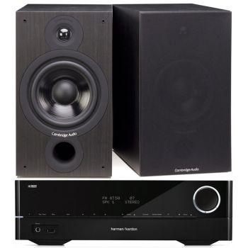 HARMAN KARDON HK-3770+Cambridge Audio SX-60BK Conjunto Audio