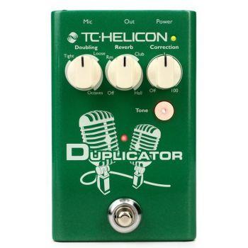 TC helicon Duplicator Pedal de Efectos para Voz