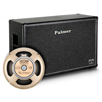Palmer CAB 212 G12A. Amplificador de Guitarra Eléctrica
