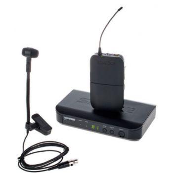 SHURE BLX14E P98H H8 Microfono inalambrico Para Instrumento