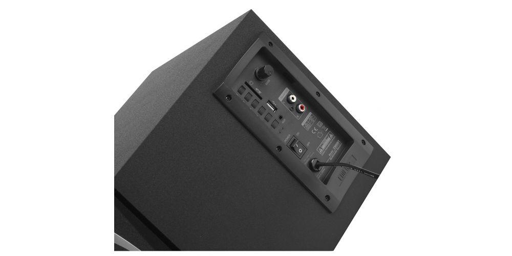 Edifier XM6BT Negro altavoces 2 1 altavoces ordenador conexiones