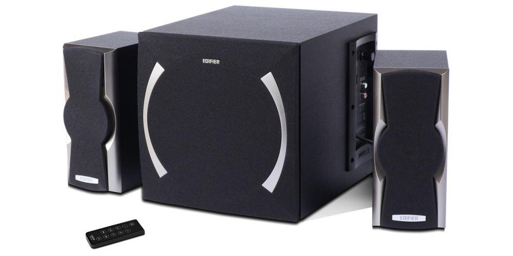 Edifier XM6BT Negro altavoces 2 1