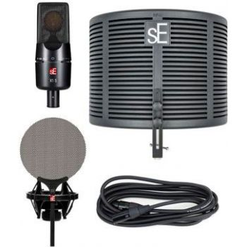 sE Electronics Pack de microfonos X1S Studio Bundle