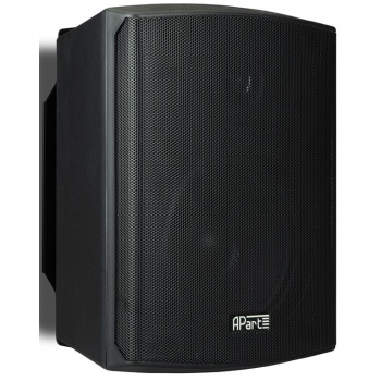 APART SDQ5P Black Altavoces activos 2 x 30W preparados 100 v Pareja ( REACONDICIONADO )
