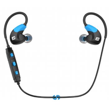 Mee Audio X7 Black Blue Auriculares In Ear Sport Bluetooth