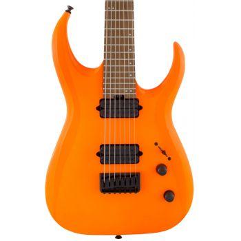 Jackson Pro Misha Mansoor Juggernaut HT7 CMN Neon Orange
