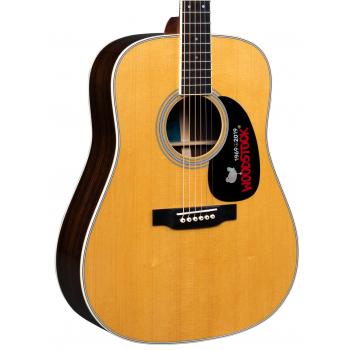 Martin D35-WOODSTOCK Guitarra Acústica con Estuche
