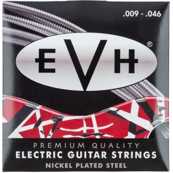 EVH Cuerdas Premium para Guitarra (.09-.046)