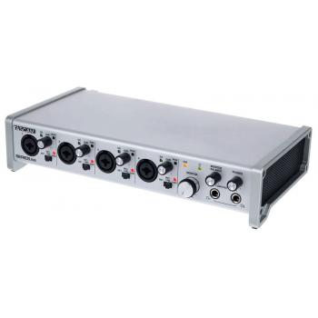 Tascam SERIES-208I Interfaz de audio USB/MIDI con mezclador DSP
