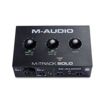 M Audio M-Track Solo Interface Audio USB