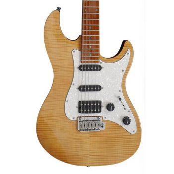 Larry Carlton S7FM Guitarra Eléctrica Natural