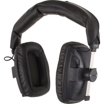 BEYERDYNAMIC DT-100/16 Negro Auricular profesional Cerrado 16 Ohmios