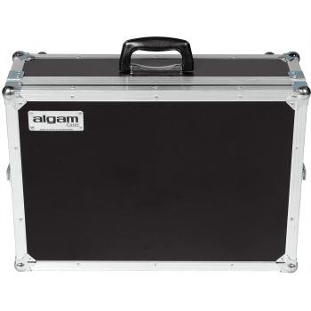Algam Cases MIXER-8U Flight Case para consolas mezcladoras 19