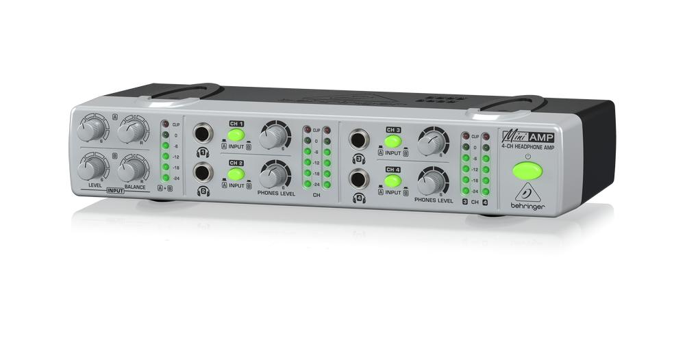 behringer amp 800