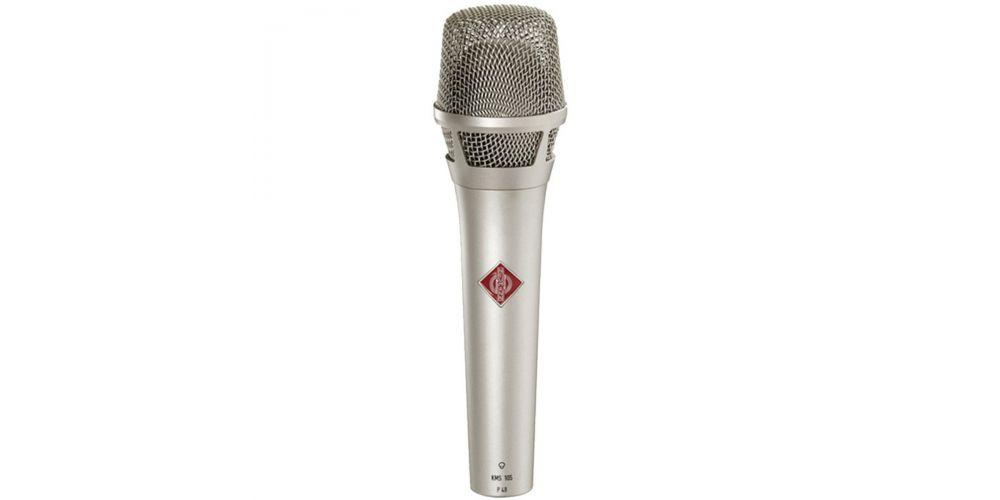 microfono neumann kms 105 niquel