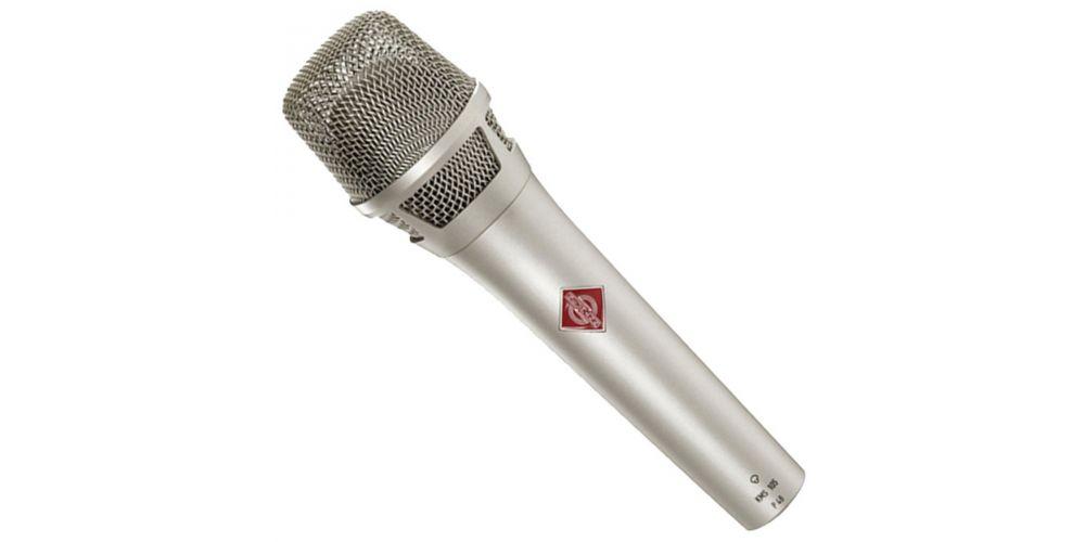 neumann kms 105 niquel microfono