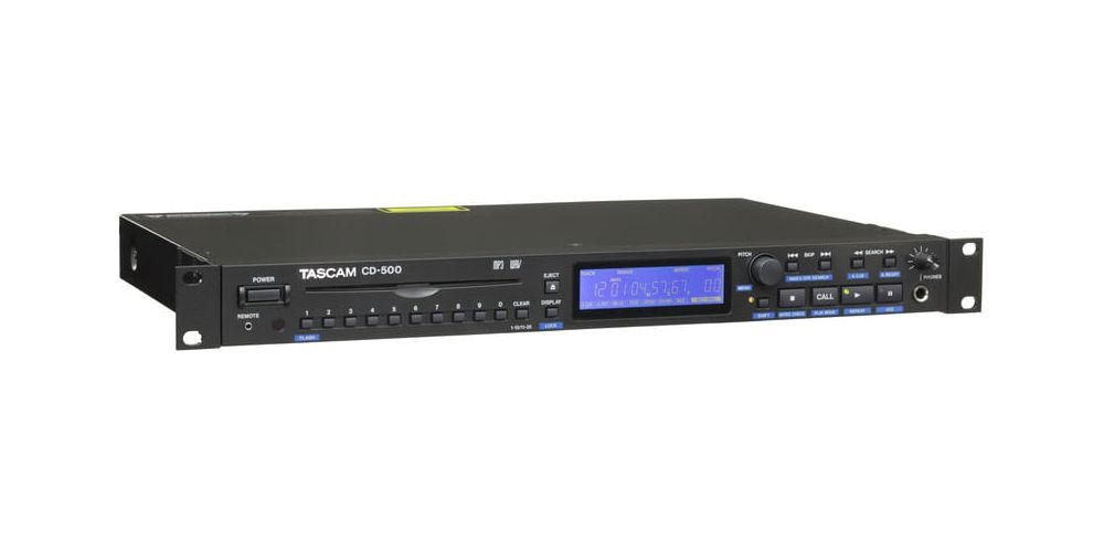 comprar Tascam CD 500