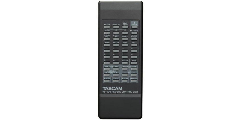 mando Tascam CD 500