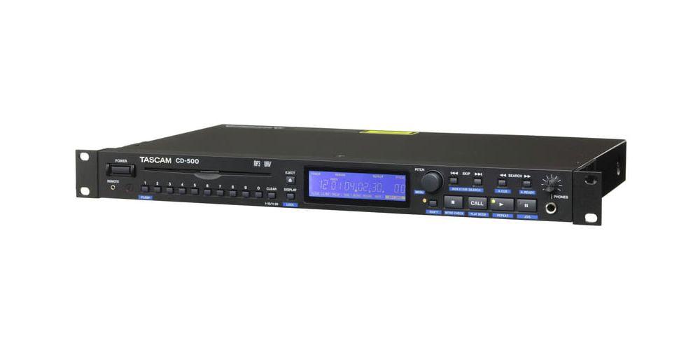 oferta Tascam CD 500