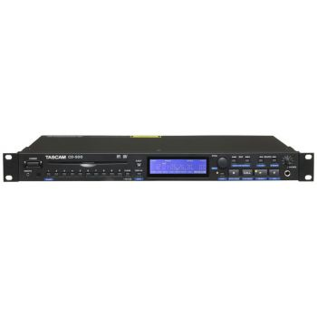 Tascam CD-500 Reproductor de CD