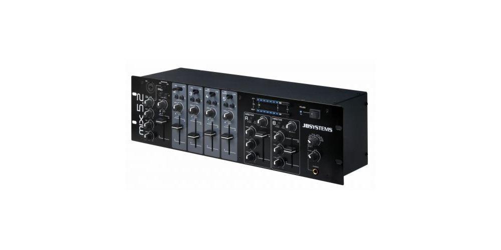 JB Systems MIX5 2