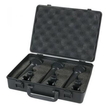 Dap Audio PDM Pack Kit 3 Micrófonos D1344
