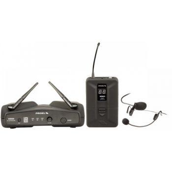 Proel WM600H Microfono Inalámbrico de Diadema