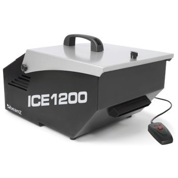 BEAMZ 160515 ICE1200 MKII Maquina de Humo bajo