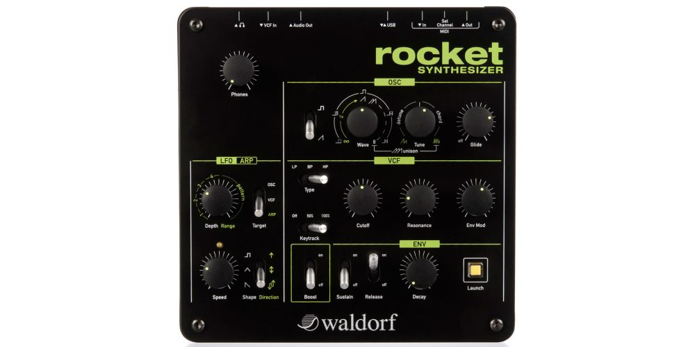Comprar waldorf rocket