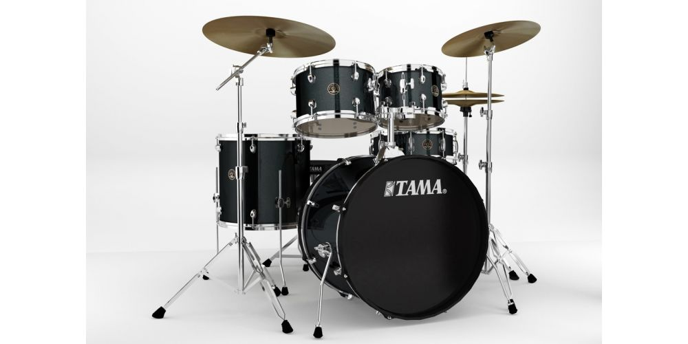 tama rhythm mate rm52kh6c ccm bateria completa platos charcoal mist
